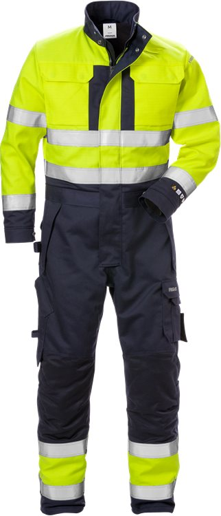 Flame High Vis Winteroverall Kl. 3 8088 FLAM