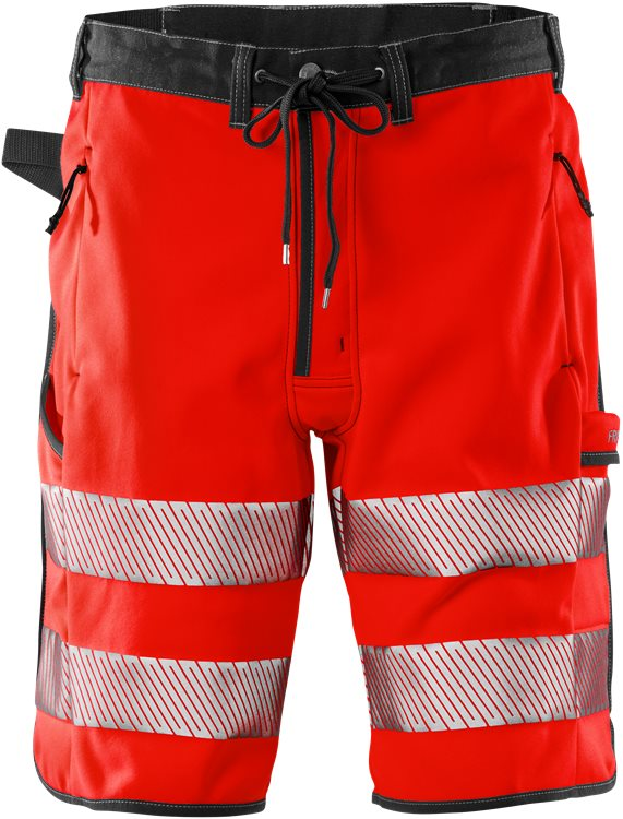 "High vis Jogger Shorts Kl.2 2513 SSL ""kurze Hose"""