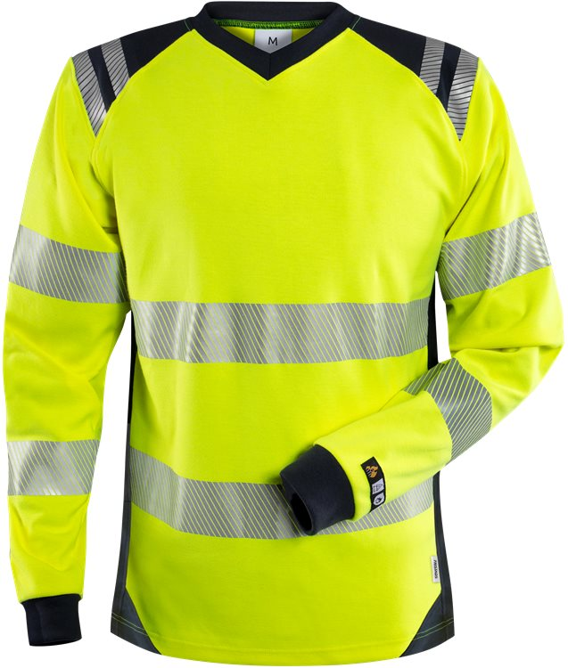 Flamestat High Vis T-Shirt Kl. 3 7357 TFL
