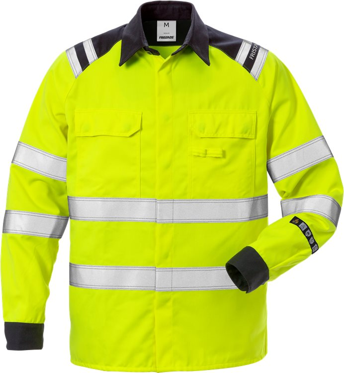 Flamestat High Vis Hemd Kl. 3 7050 ATS
