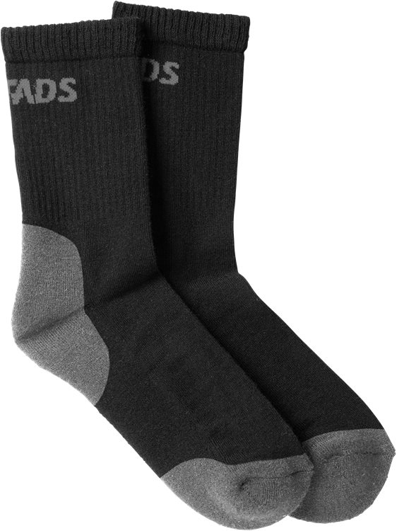 Wollsocken 2er-Pack 9168 SOW
