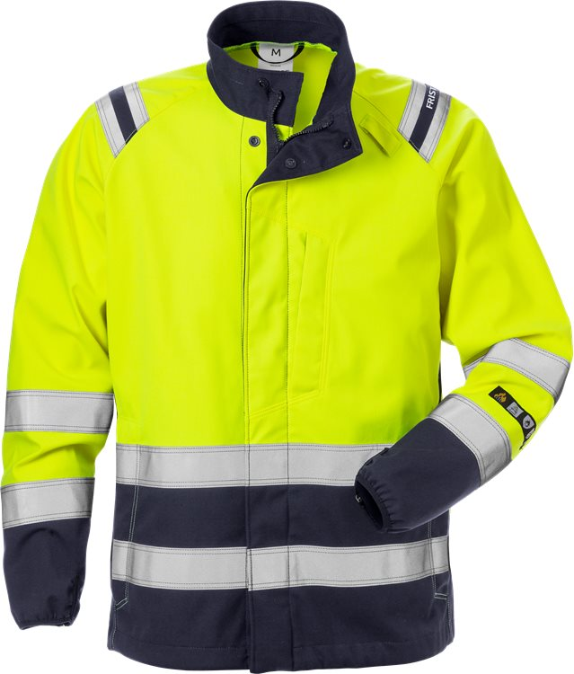 Flamestat High Vis Damen Softshelljacke Kl. 3 4076 FSS